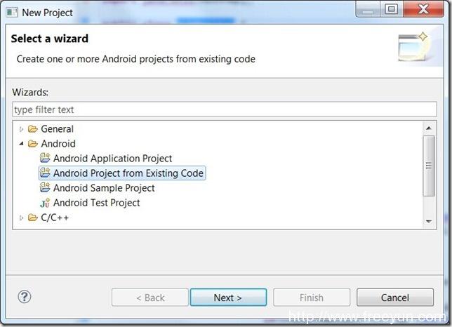 《Cocos2d-x 3.2 环境及工程项目搭建》